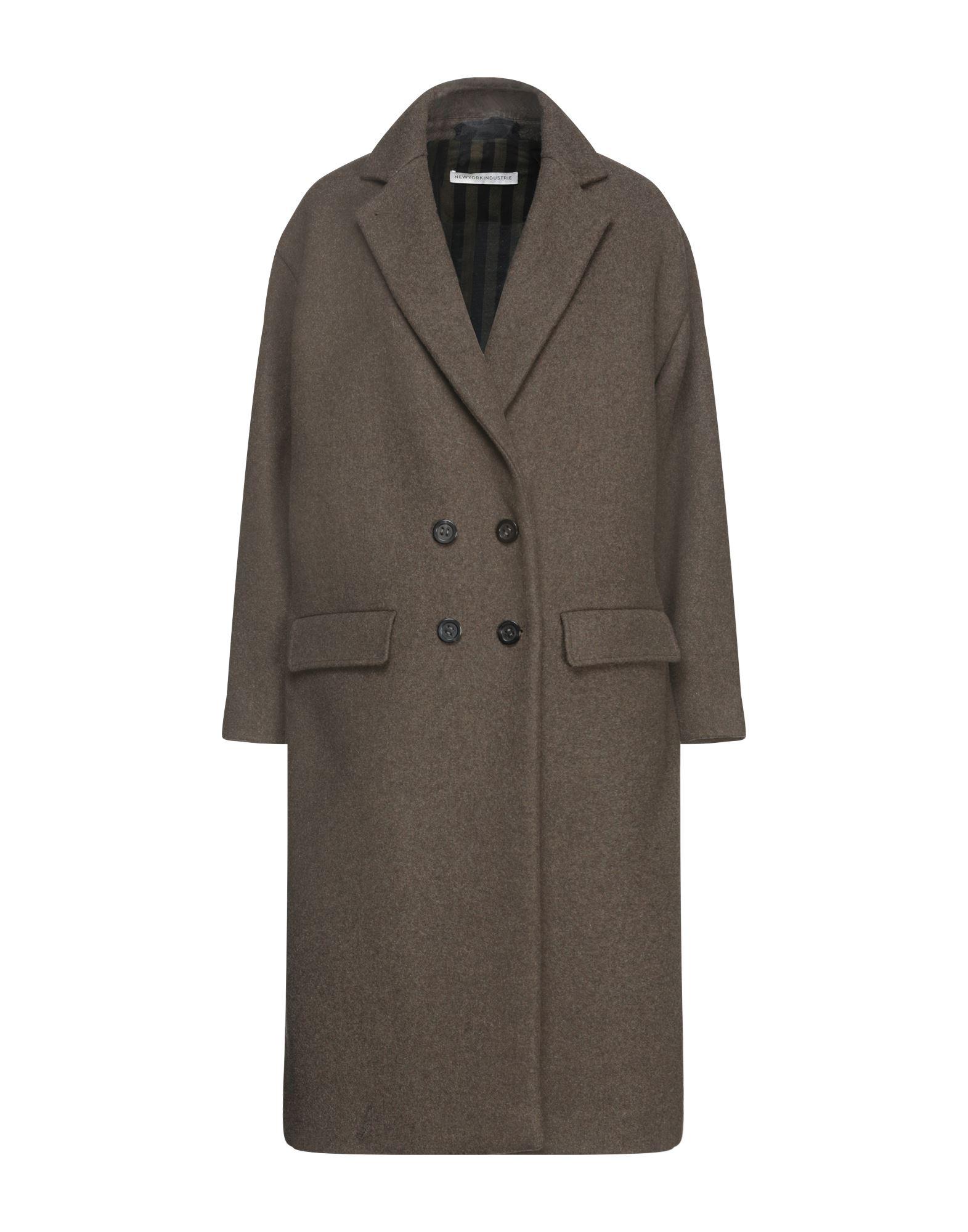 NEW YORK INDUSTRIE Coats - Item 16034427