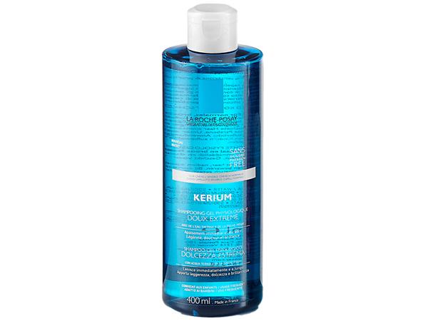 LA ROCHE-POSAY 理膚寶水 敏感性頭皮溫和洗髮露(400ml)【D408982】