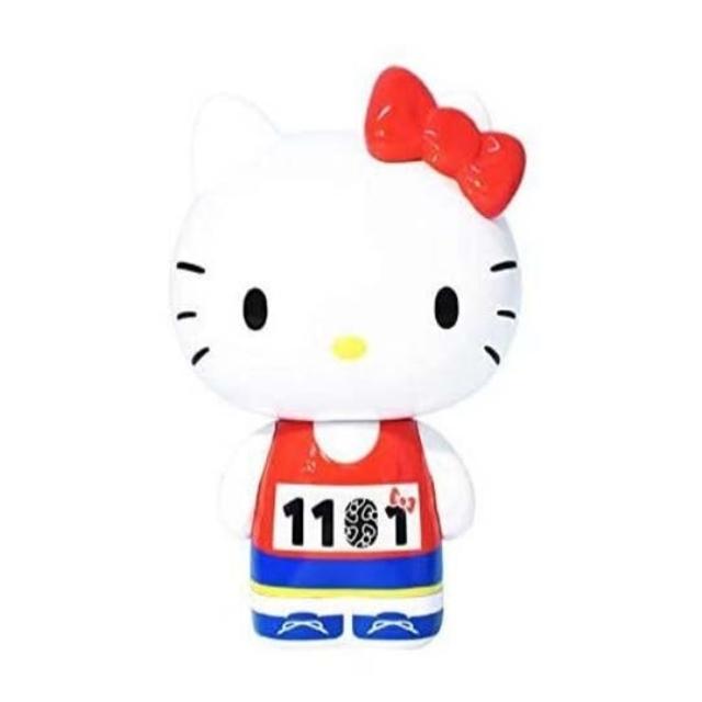 小禮堂 Hello Kitty 造型公仔 蒔繪公仔 藝術公仔 紀念公仔 Variarts (紅)