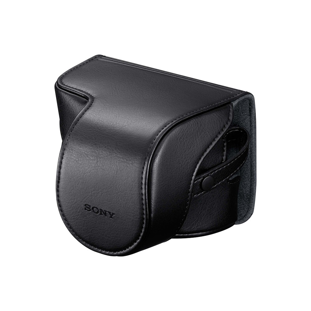 SONY LCS-EJA 皮質相機套 E-mount 保護套 可收納小配件 可搭配手腕帶 肩背帶 相機專家 公司貨
