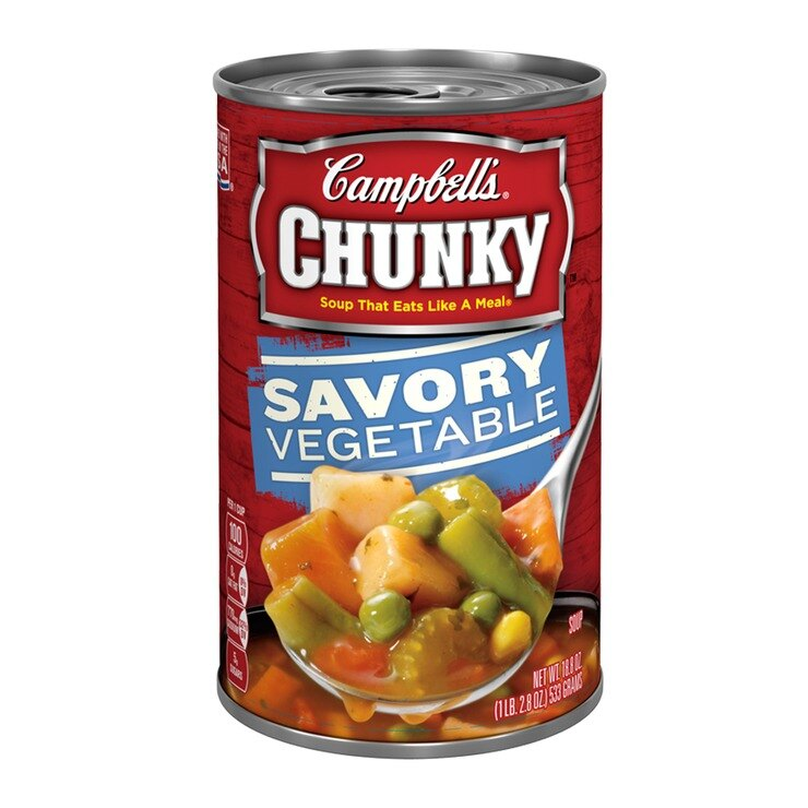 Campbell's 金寶 田園蔬菜湯 533公克 X 3入X 2 組