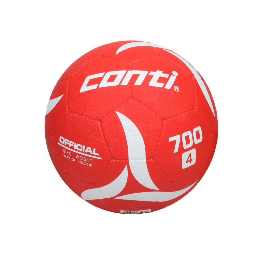 conti 詠冠深溝發泡橡膠足球-訓練 4號球 台灣技術研發 紅白