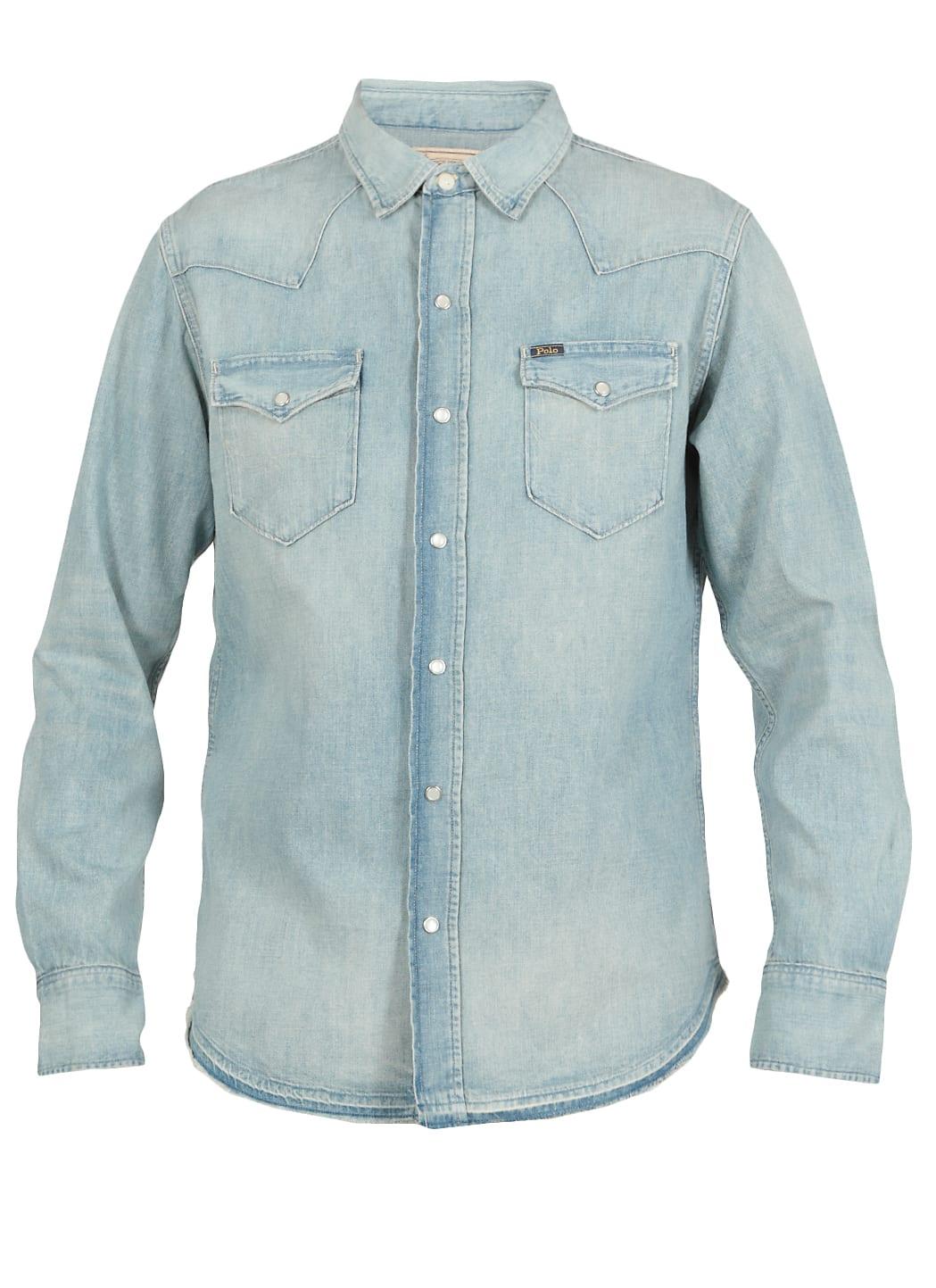 Ralph Lauren Jeans Cotton Shirt