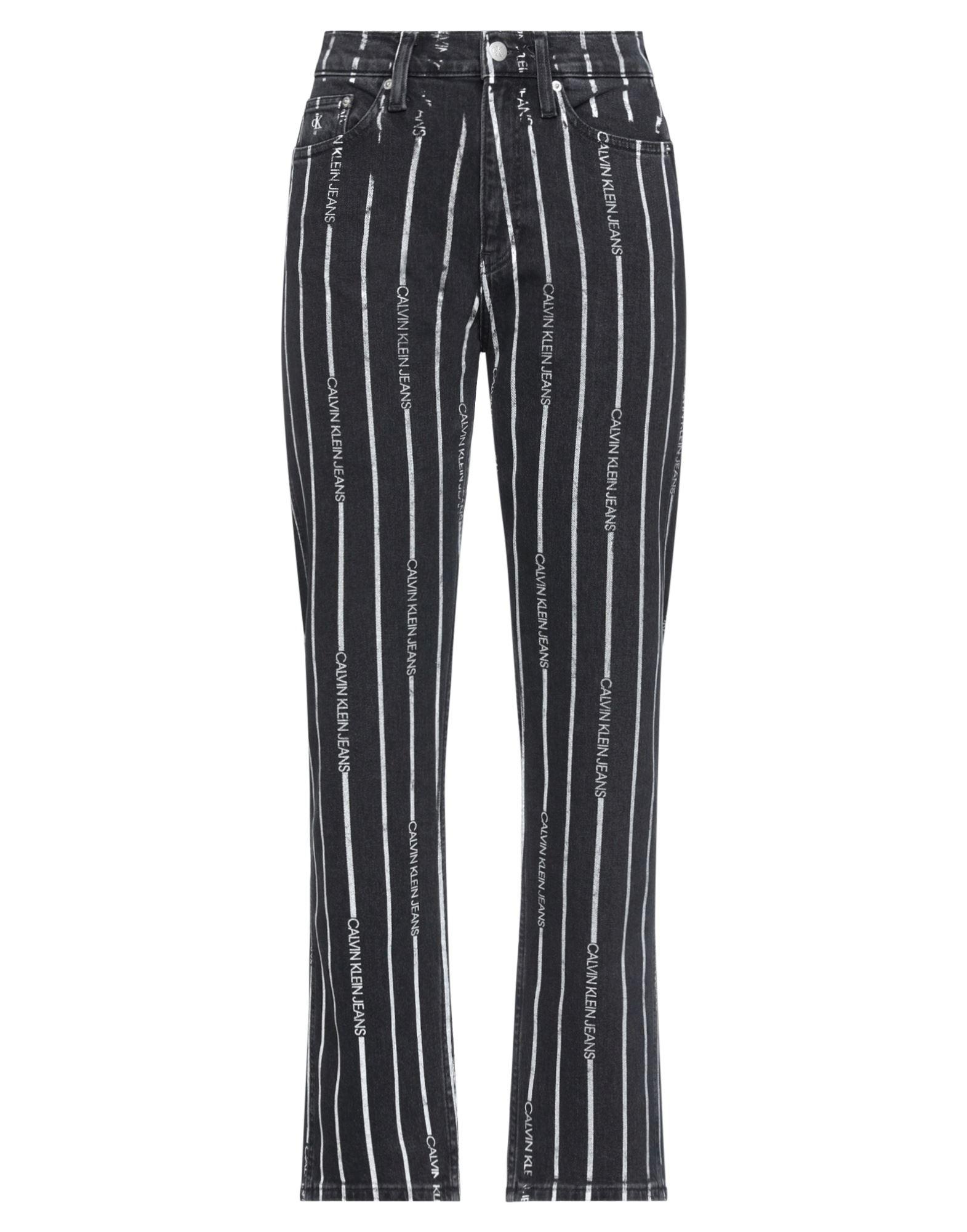 CALVIN KLEIN JEANS Denim pants - Item 42843388