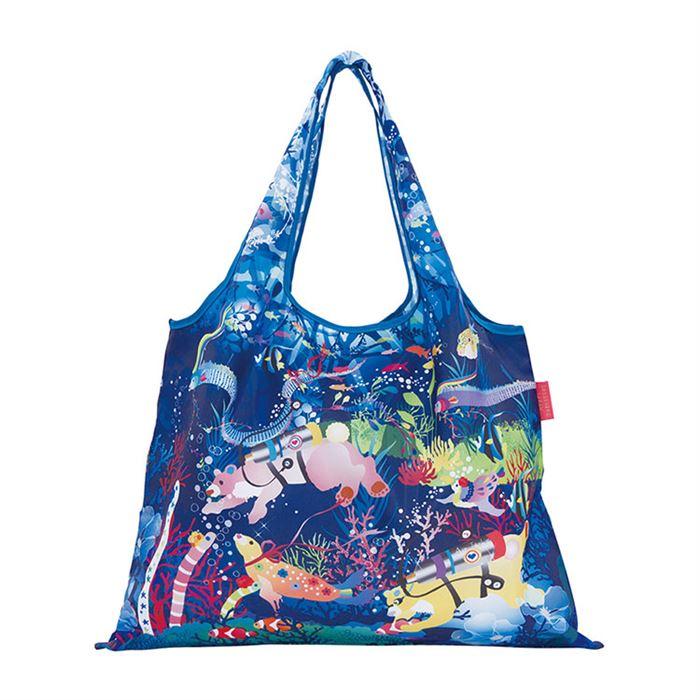 日本 Prairie Dog 設計包 - 海底尋寶