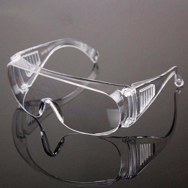 護目鏡防風沙防塵防沖擊男女騎行防飛濺打磨防護眼鏡透明平光鏡快速出貨快速出貨