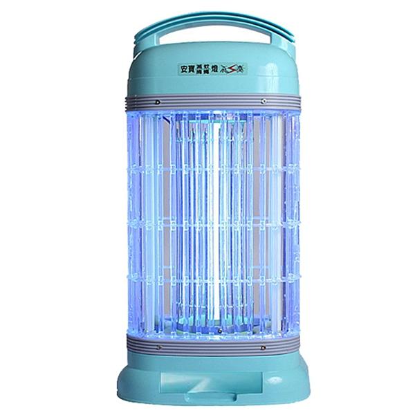 安寶15W靜音型電擊式捕蚊燈 AB-9115