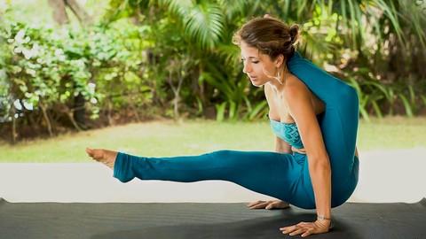 Advanced Yoga Pose workshop