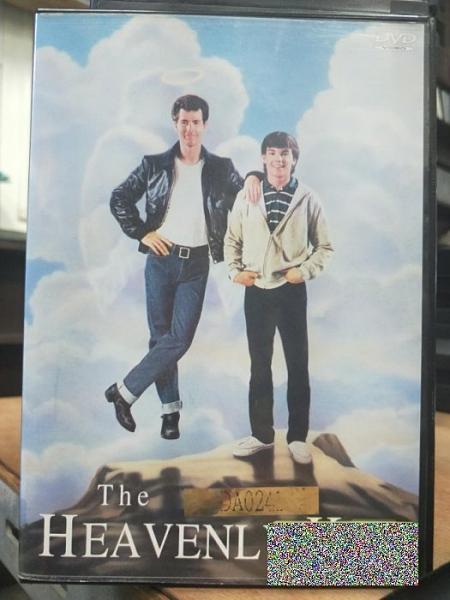 挖寶二手片-0B04-118-正版DVD-電影【天堂小子】-(直購價)