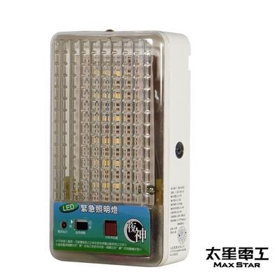(2入)太星電工 夜神200-18LED緊急照明燈(白光)個檢  IG2001*2