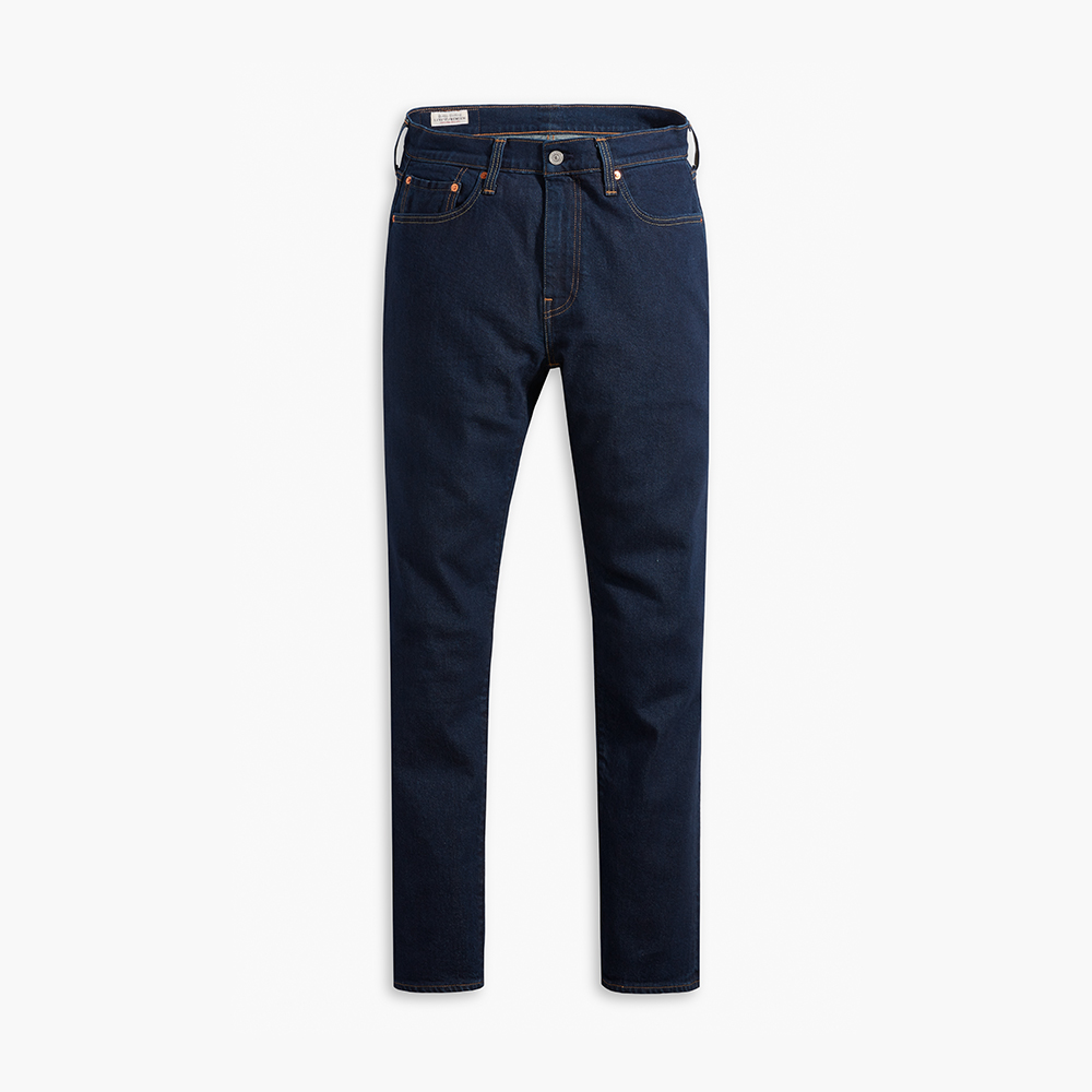 Levis 男款 上寬下窄 502Taper牛仔褲 / 重磅赤耳 / 原色 / 彈性布料-人氣新品