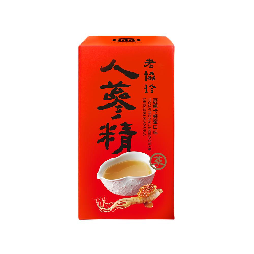 老協珍人蔘精 麥蘆卡蜂蜜口味(1入)