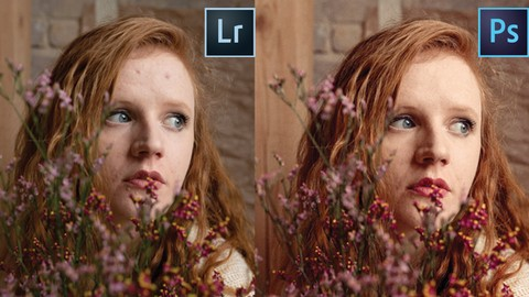 How to Edit Portrait Photography in Photoshop & Lightroom