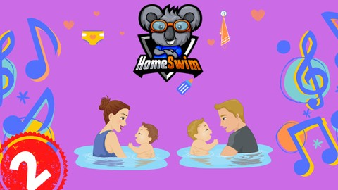 Songs for Babies Swimming Lessons Pack 2