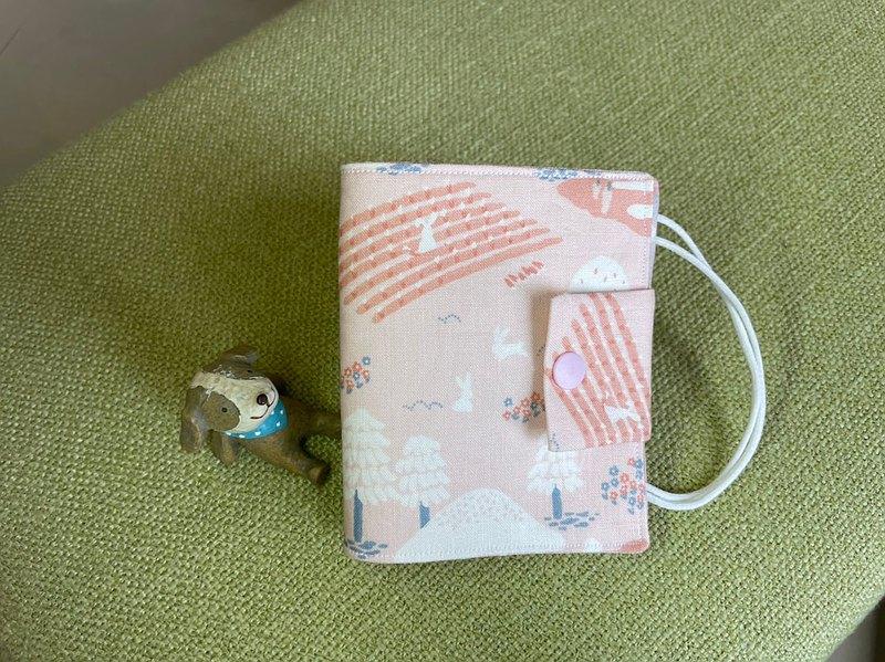 手作口罩收納夾 / Pink