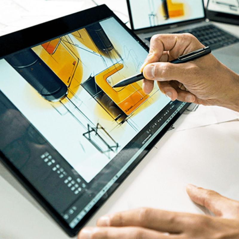 首創支援MacOS觸控!日本 4K 10點觸控顯示器|超薄、低延遲、支援多裝置的螢幕,當你的無敵神助攻 【超早鳥限定】 LUNE 4K 超薄型觸控外接顯示器 (14吋) (加贈觸控筆+收納包)