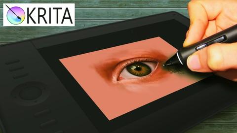 Imparare Krita: Corso di disegno digitale - Parte 1