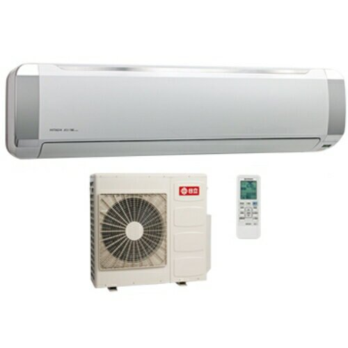 (含標準安裝)日立定頻分離式冷氣18坪RAC-100UK1/RAS-100UK1【三井3C】