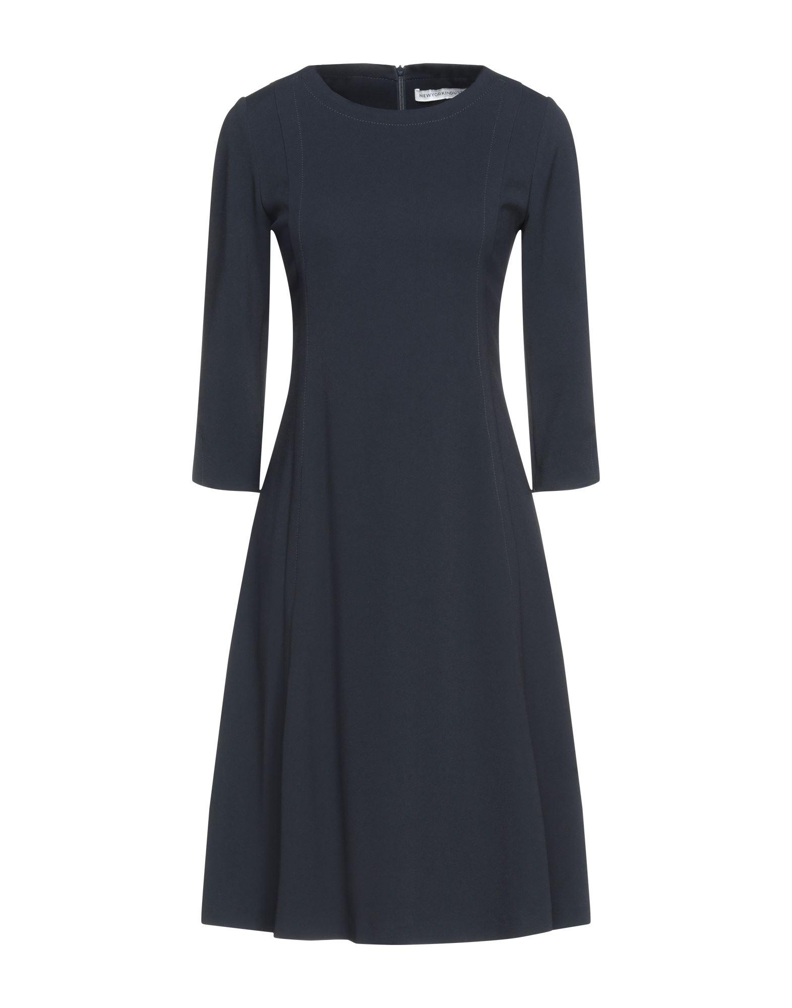 NEW YORK INDUSTRIE Knee-length dresses - Item 15123442