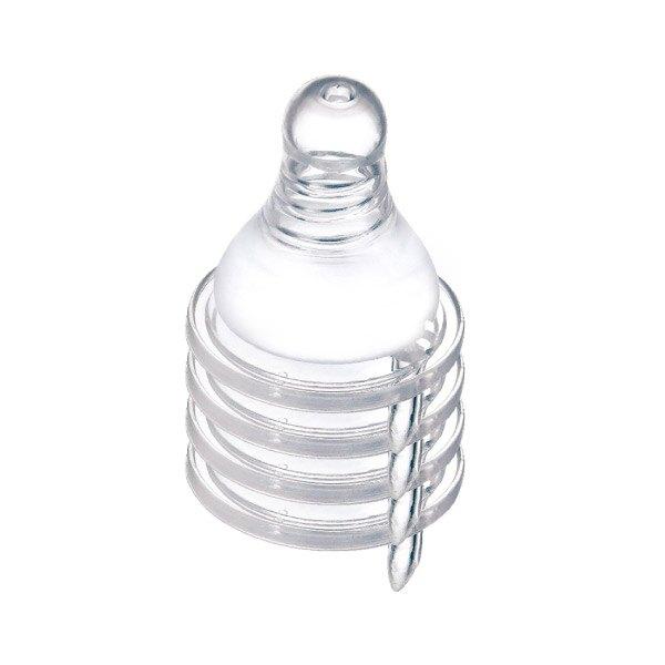 小獅王辛巴 simba 超柔防脹氣標準奶嘴-圓孔/十字(4款可選)