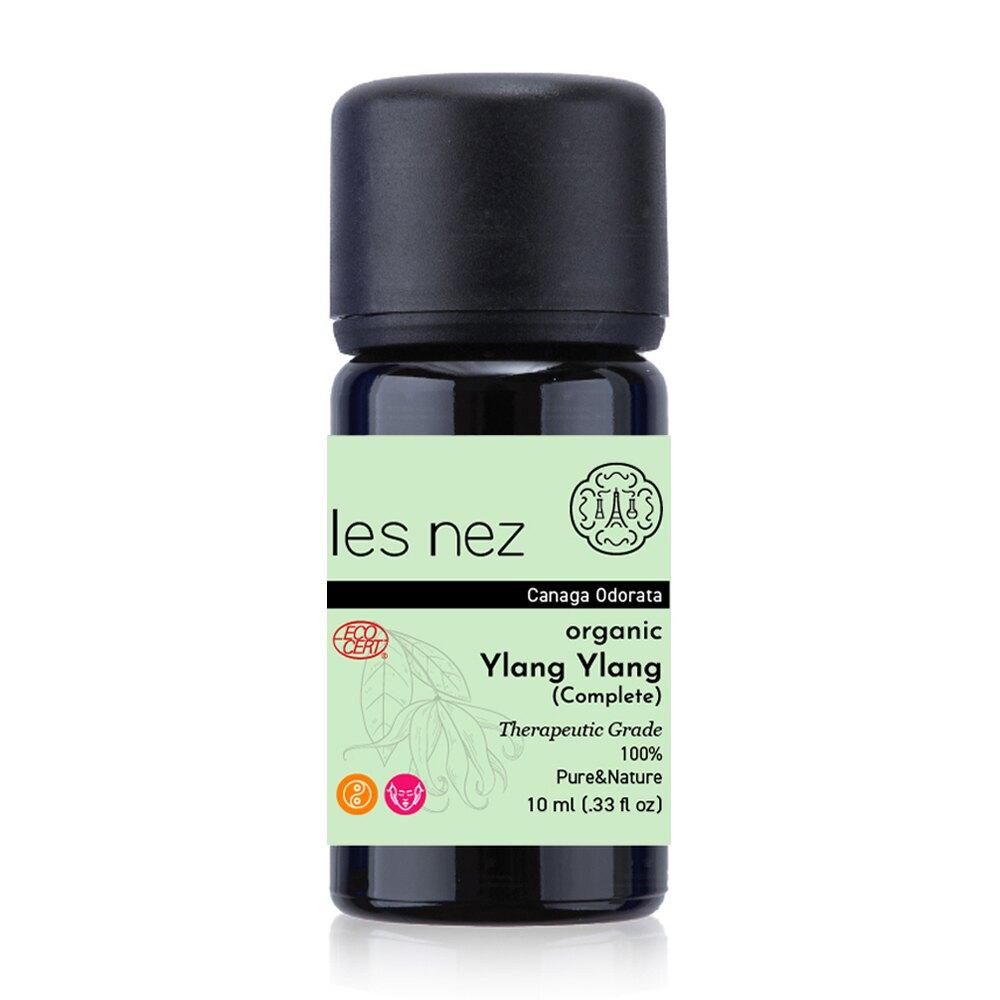 Les nez 有機完全依蘭 10ML 法國純精油
