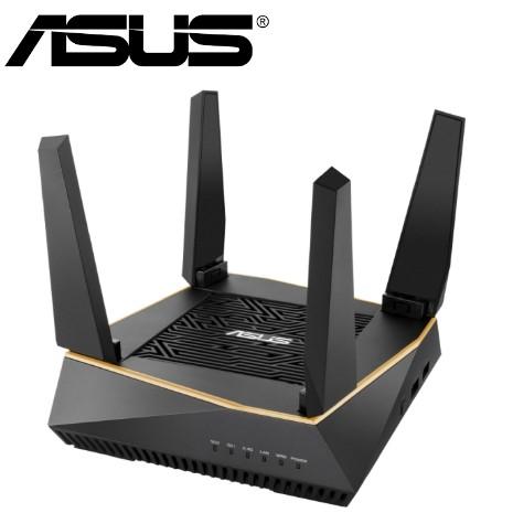 ASUS華碩 RT-AX92U AX6100 Ai 三頻 WiFi 無線路由器
