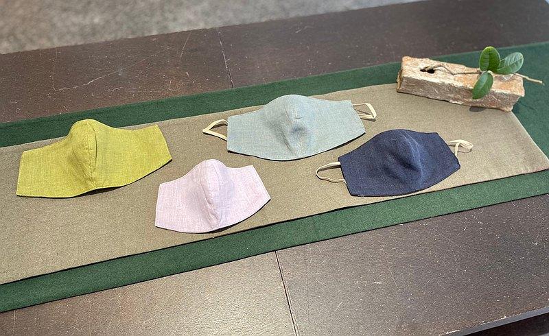 福藏罩衣  布口罩/口罩套