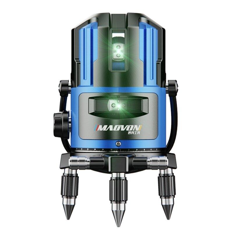 水平儀綠光2線3線5線LD藍光激光紅外線高精度自動打線平水儀