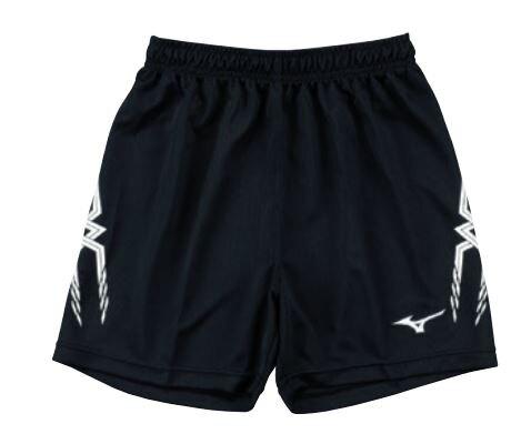 【登瑞體育】MIZUNO 女款短版排球短褲_V2TB7C1009
