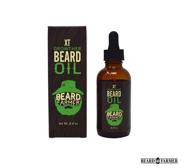 美國鬍子農場Beard Farmer Growther XT Beard Oil精氨酸增強版育鬍精華液(2OZ)
