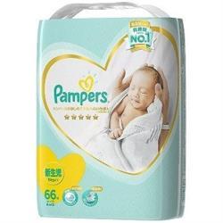 PAMPERS 全新一級棒NB70/S64/M52/L42片x4包