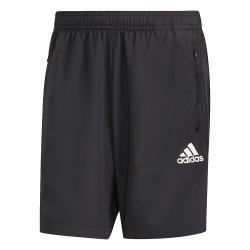 Adidas AEROREADY 男裝 短褲 休閒 訓練 吸濕排汗 黑 GT8161