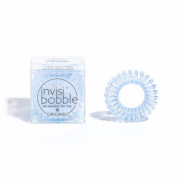 德國【invisibobble】經典魔髮圈-藍色大象