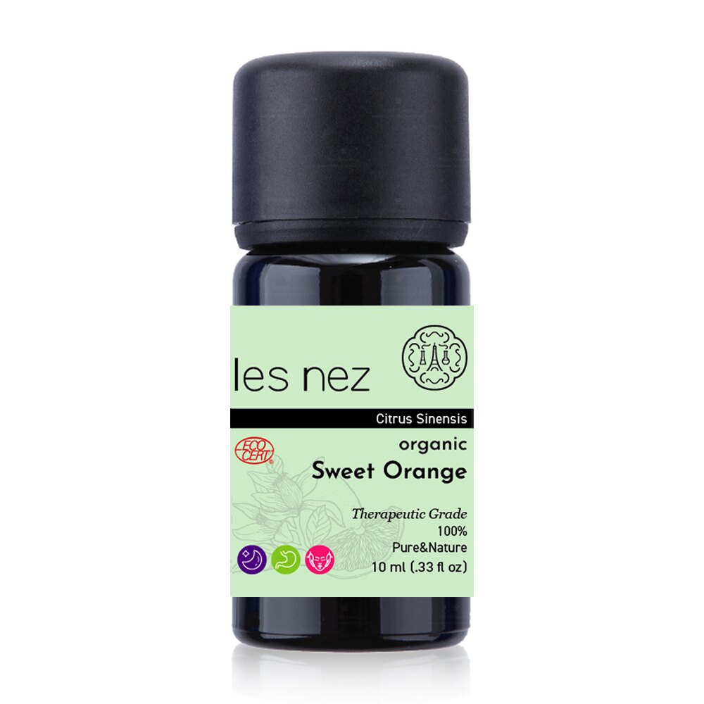 Les nez 有機甜橙 10ML 法國純精油