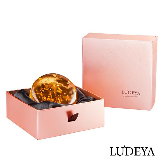 LUDEYA 琥珀胺基酸新生皂 80g