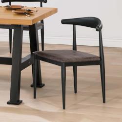 HD 諾亞工業風金屬餐椅
