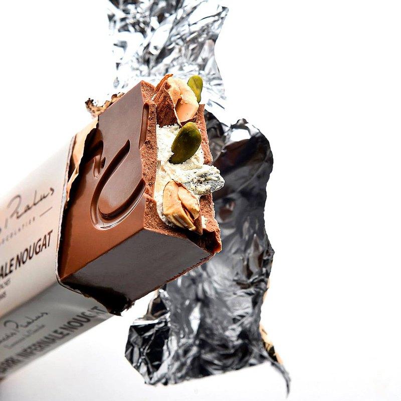法蘭斯瓦帕露牛軋糖巧克力棍