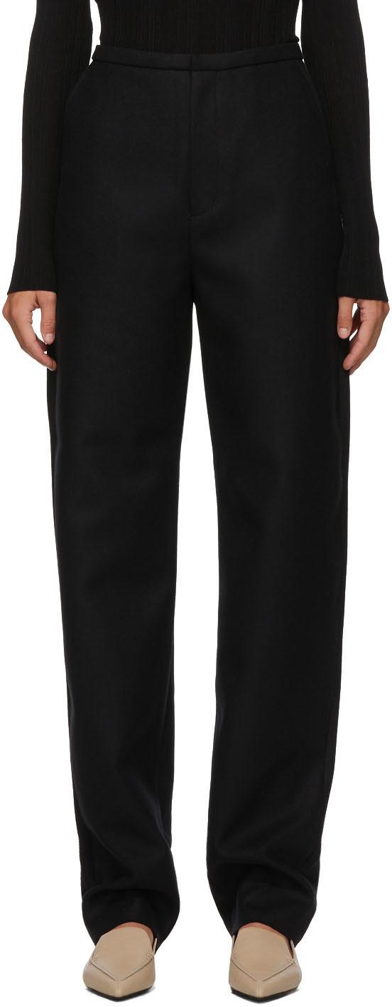Totême 黑色 Alaior 长裤