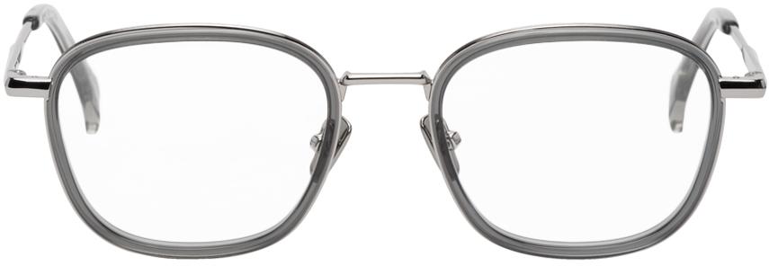 RAEN 银色 Bowman 眼镜