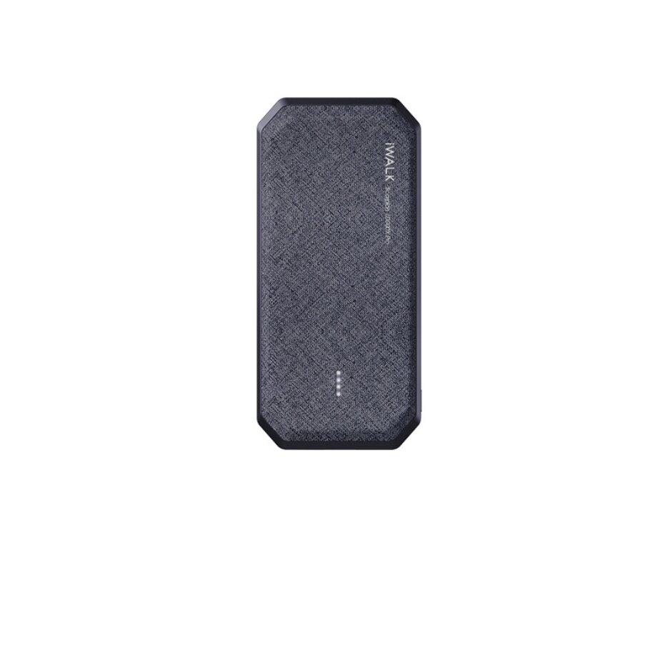 iWALK 魔蠍 充電寶 行動電源 自帶線三合一 10000mAh PD快充 18W 便攜款 適用 安卓 蘋果