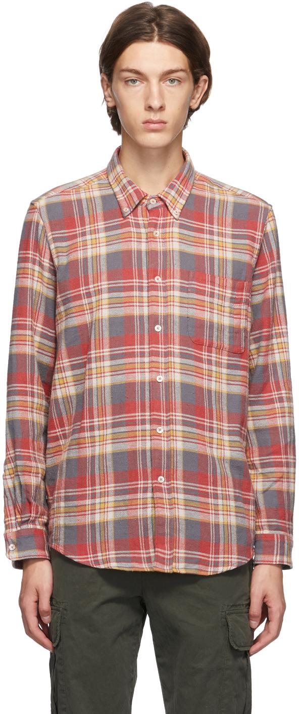 PRESIDENT's 多色 Chatham 衬衫