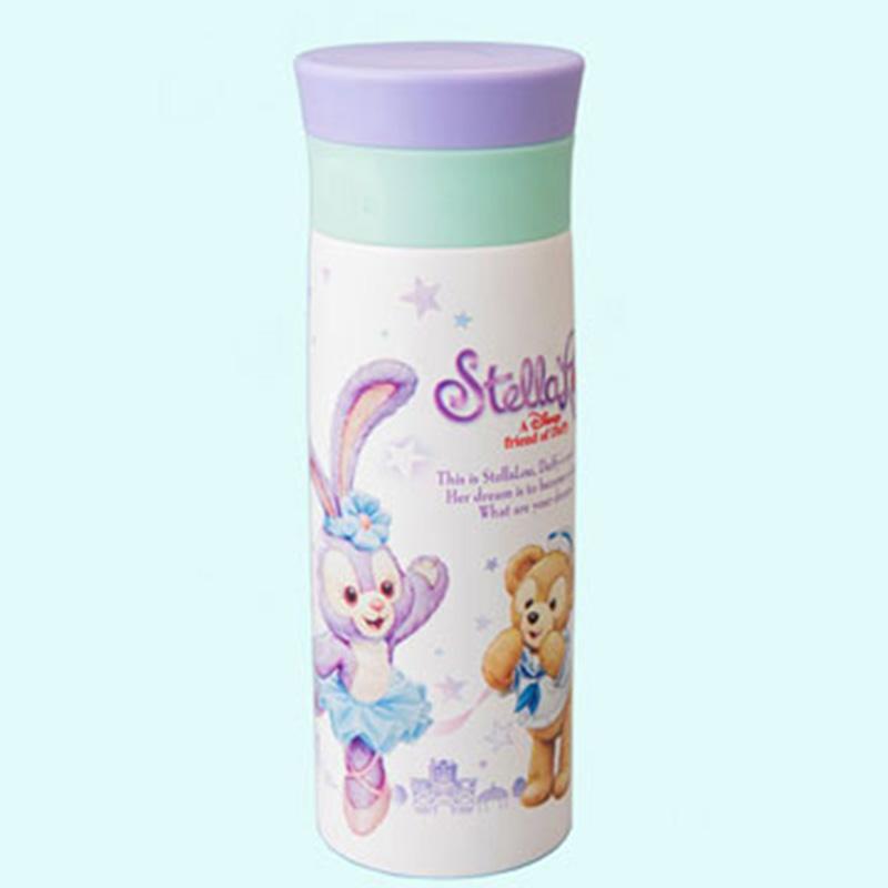 日本東京海洋迪士尼限定史黛拉兔保溫瓶