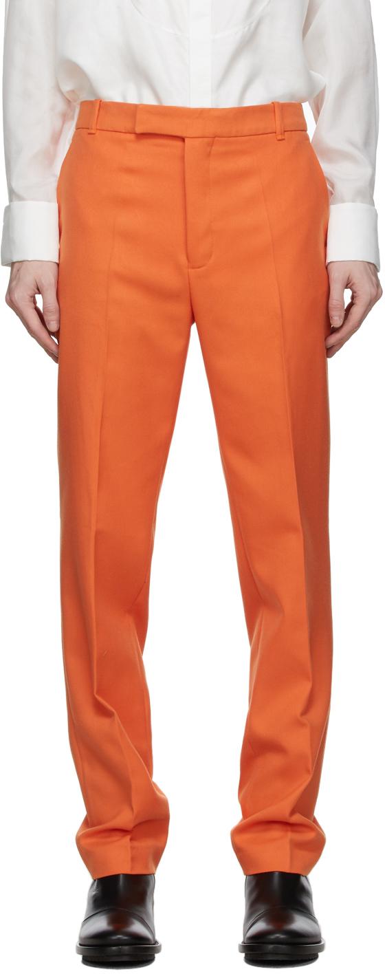 Palomo Spain 橙色 Ringo 长裤