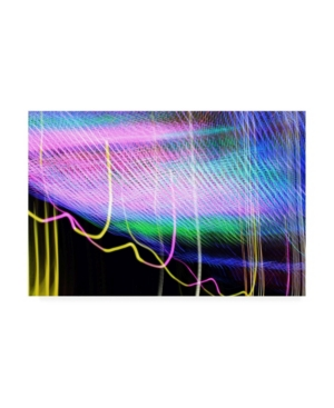 """Beata Czyzowska Young Bc Painting with light Iii Canvas Art - 15.5"""" x 21"""""""