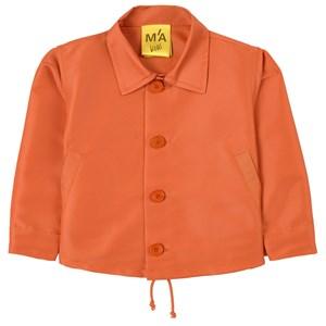 Marques Almeida Orange Classic Coat 3 years