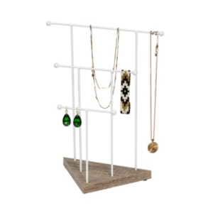 Honey Can Do 3-Tier Jewelry Stand