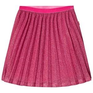 Billieblush Fuchsia Glitter Pleat Skirt 2 years