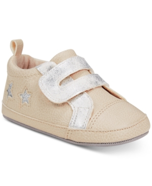 ro + me by Robeez Baby Girls Glitter Athletic Sneakers