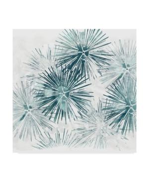 """June Erica Vess Sea Life Batik Vi Canvas Art - 15"""" x 20"""""""