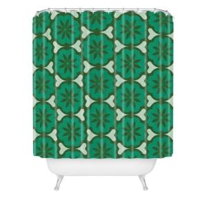 Deny Designs Holli Zollinger Dutch Pop Shower Curtain Bedding